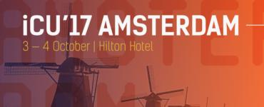 iCU'17 –Amsterdam 2