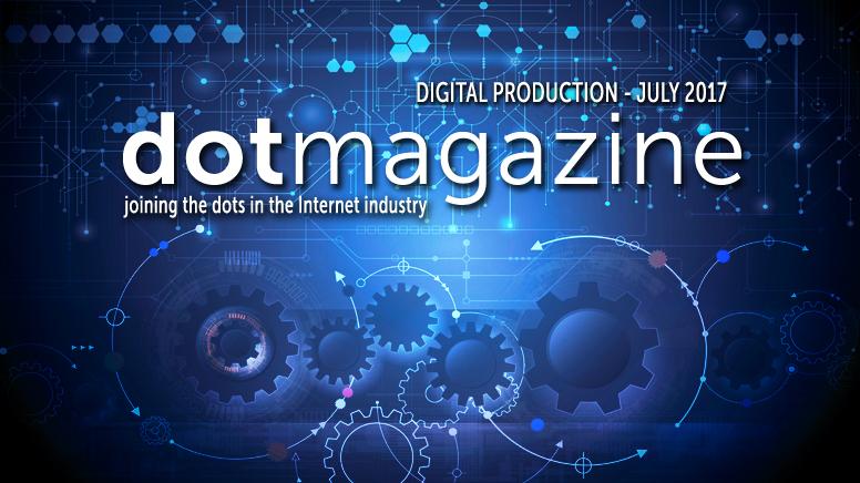 dotmagazine: Digital Production - Now Online!
