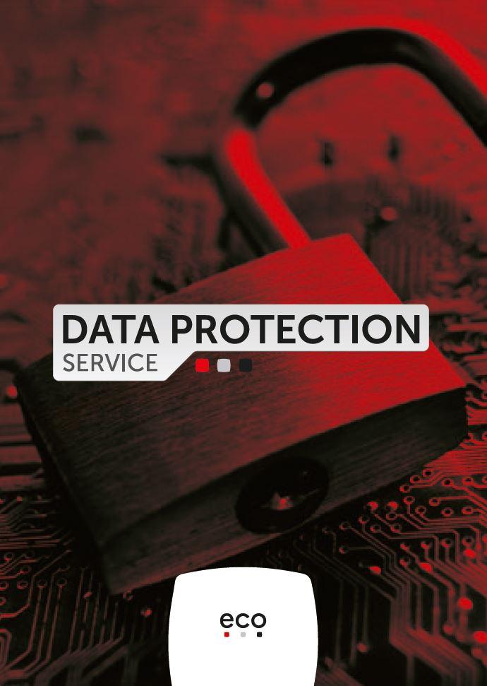 Flyer: eco externer Datenschutzbeauftragter