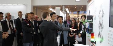eco Mitglieder zeigen smarte Industrielösungen