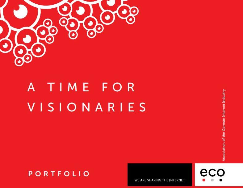 eco Portfolio – A Time for Visionaries