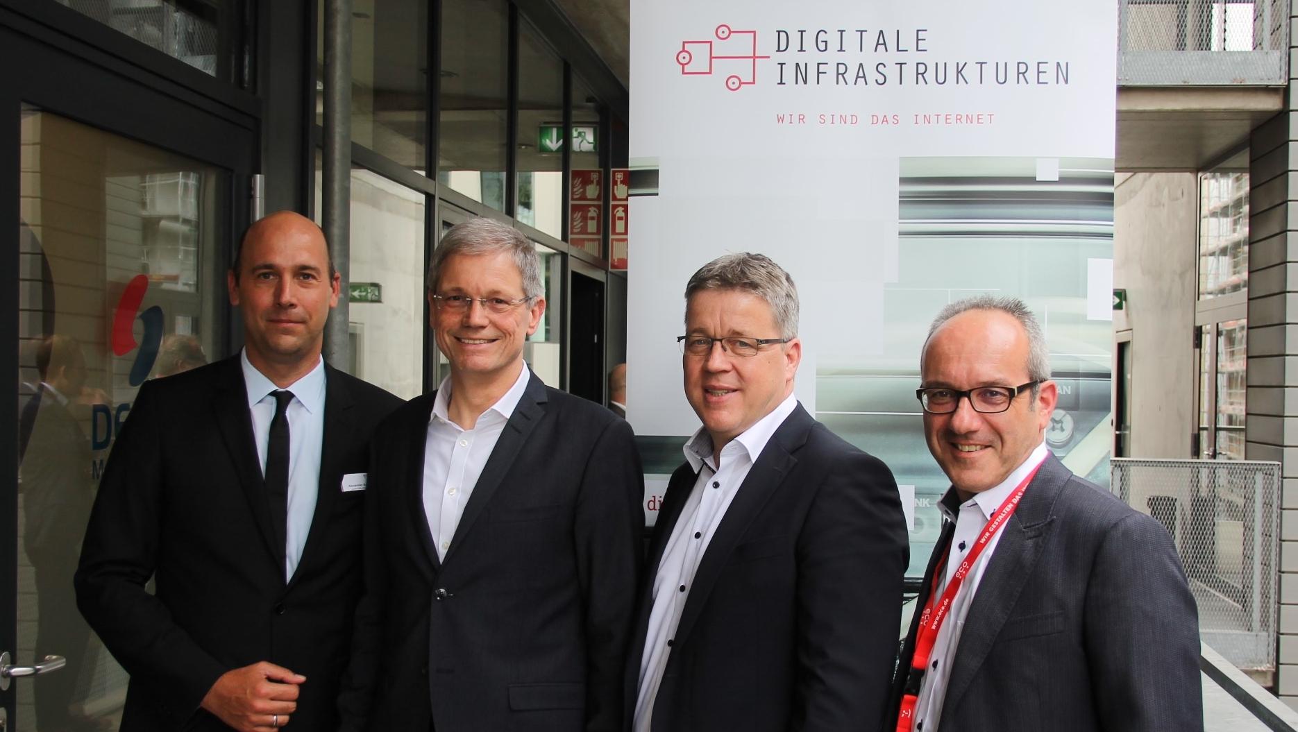 Rechenzentren wollen bundespolitische Aufmerksamkeit für digitale Infrastrukturen