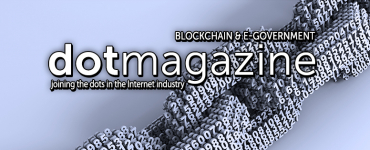 dotmagazine – Blockchain & E-Government, July 2018, Part 1