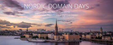 Nordic Domain Days 2018