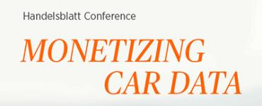 MONETIZING CAR DATA