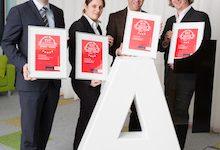 A1 erreicht Bestnote bei RZ-Zertifizierung Datacenter Star Audit 1