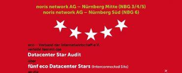 Nürnberg Mitte (NBG 3/4/5) + Nürnberg Süd (NBG 6) – noris network AG (Interconnected) 1