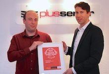 PlusServer AG erster Betreiber mit DCSA 3.0 in Frankreich 1