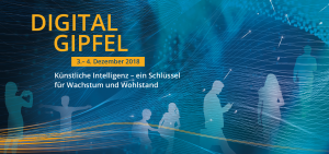 "Artificial Intelligence ""Made in Germany"" Needs High-Performance Digital Infrastructures 1"