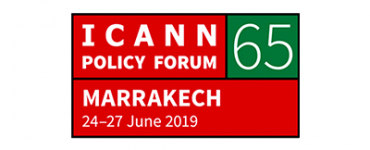 ICANN65 | Policy Forum 1