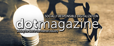 dotmagazine: Socially Responsible Digitalization – Part I – Now Online!
