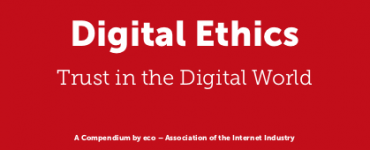 New Ethics Compendium: eco Association Calls for Discursive Approach to Questions of Digital Ethics 2