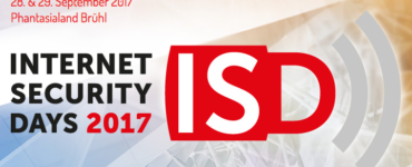 Call for Papers for the Internet Security Days 2017