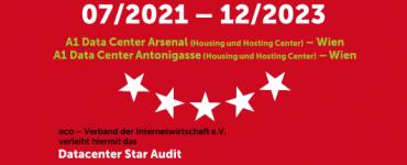 RZ Arsenal + RZ Antonigasse – A1 Telekom Austria AG (Interconnected)