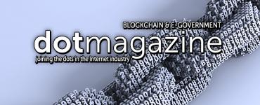 dotmagazine – Blockchain & E-Government, July 2018, Part 1