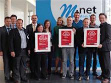 Auszeichnung für M-net Rechenzentren 1