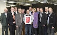 Rechenzentrum der Stadt Wien nach eco Datacenter Star Audit 3.0 zertifiziert 1