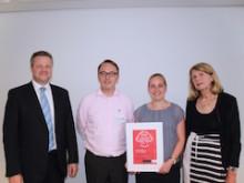 IBH erhält vier Sterne für georedundantes RZ in Dresden 1