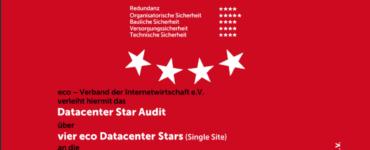 RZ Steinerne Furt –  M-net Telekommunikations GmbH, Augsburg