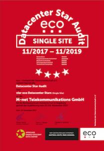RZ Steinerne Furt –  M-net Telekommunikations GmbH, Augsburg 1
