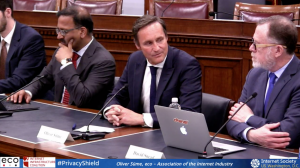 Internet Industry Discusses Data Protection in Washington: Strengthen EU-US Privacy Shield