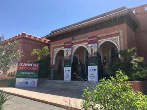 Report on 65th ICANN Meeting 3