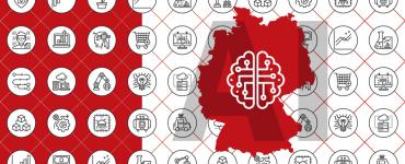 Neue eco Studie untersucht Wirtschaftspotenziale von Künstlicher Intelligenz: 13 Prozent höheres BIP bis 2025 möglich