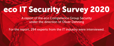 eco IT Security Study 2020: Companies Getting Prepared for Emergencies
