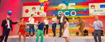 Geburtstags-Show: eco feierte 25 Jahre Netz mit Verantwortung