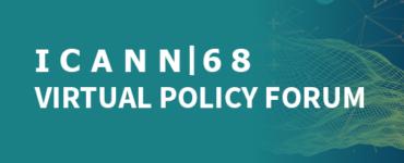 ICANN68 Virtual Policy Forum