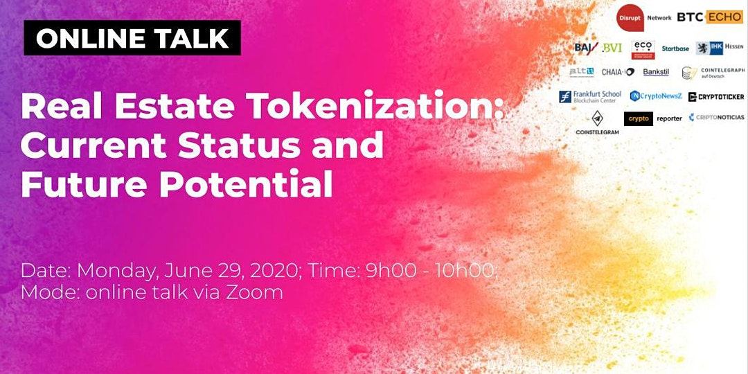 Real Estate Tokenization: Current Status and Future Potential