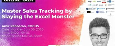 Online Talk: Master Sales by Slaying the Excel Monster