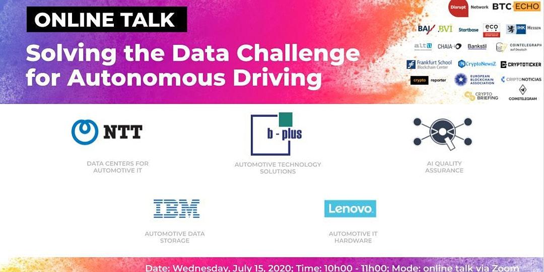 Online Talk: Solving the Data Challenge for Autonomous Driving