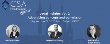 Legal Insights Vol. 2 - Advertising concept and permission