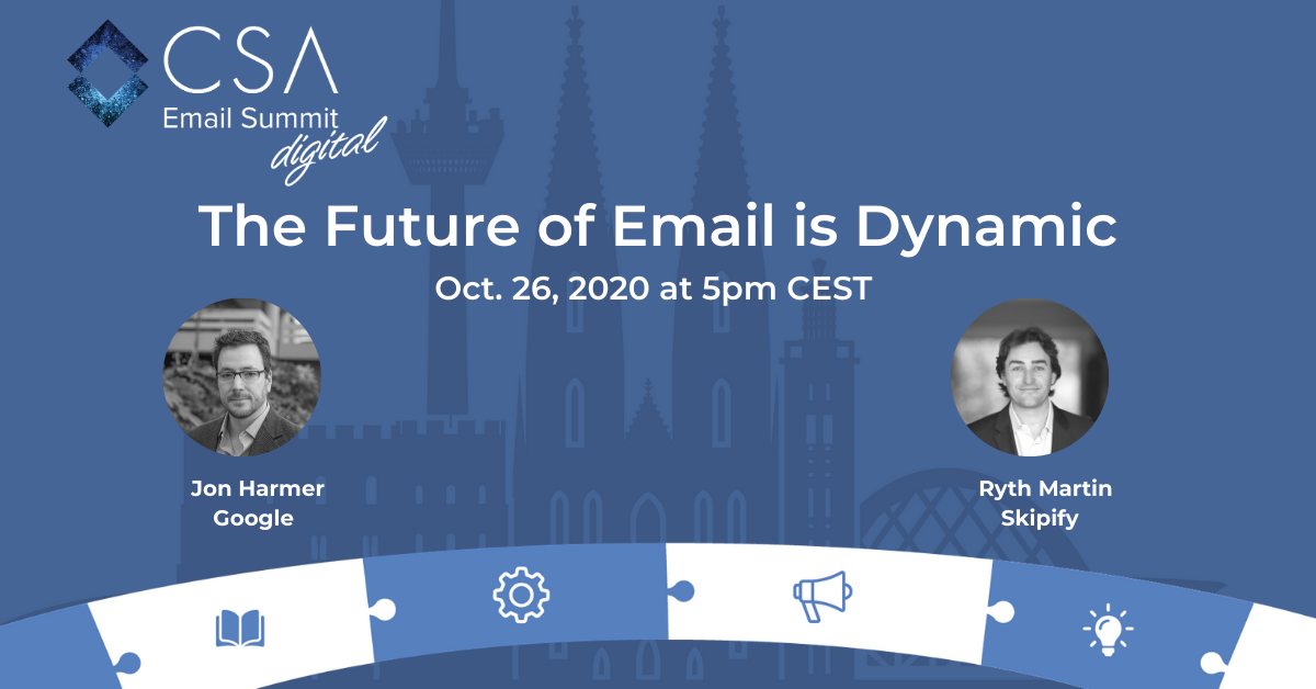 The Future of Email is Dynamic