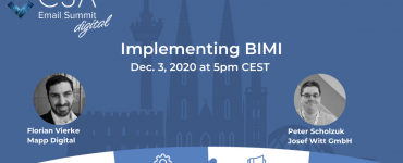 Implementing BIMI