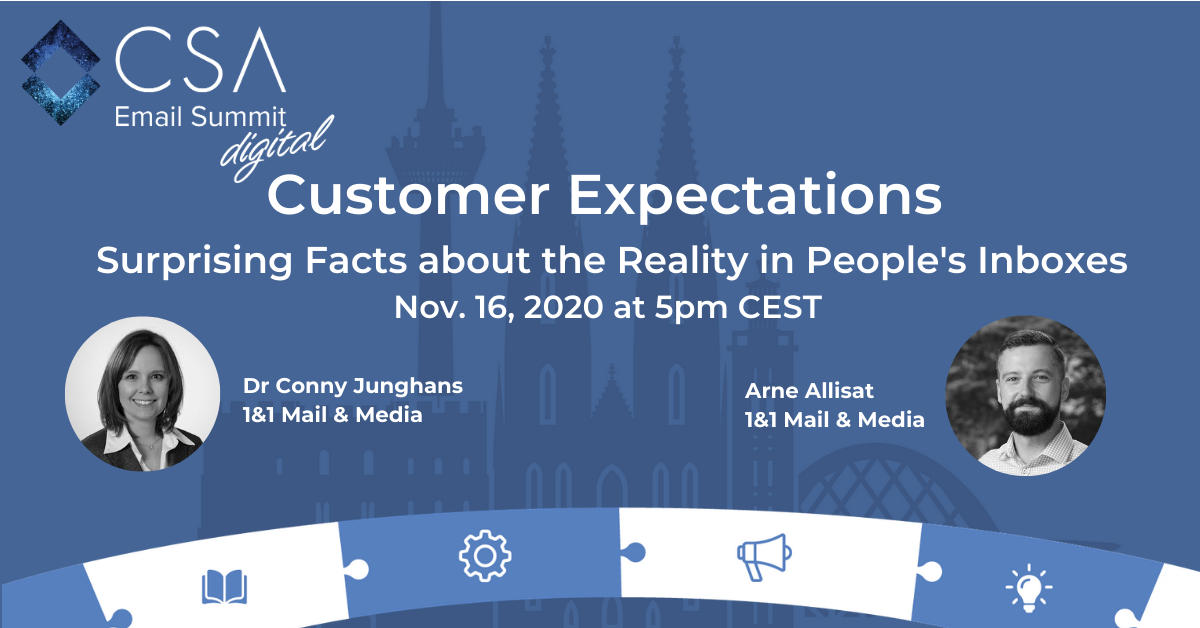 Customer Expectations - Surprising Facts about the Reality in People's Inboxes 2