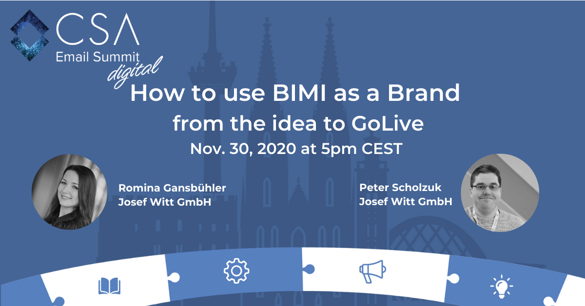 How to use BIMI as a Brand - from the idea to GoLive 3