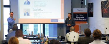 """Kick-Off of EuroCloud Native Initiative: """"One Platform for All Public Clouds"""""""