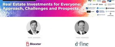 Online Talk: Real Estate Investments for Everyone: Approach, Challenges, and Prospects