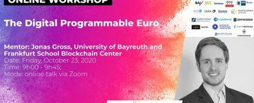 Online Workshop: The Digital Programmable Euro