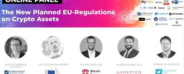 Online Panel: The New Planned EU-Regulations on Crypto Assets