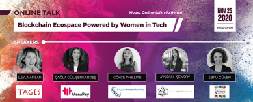Online Panel: Women in Tech discussion about Blockchain Ecospace