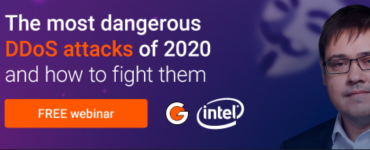 G-Core Labs & Intel Webinar: The most dangerous DDoS attacks and how to fight them