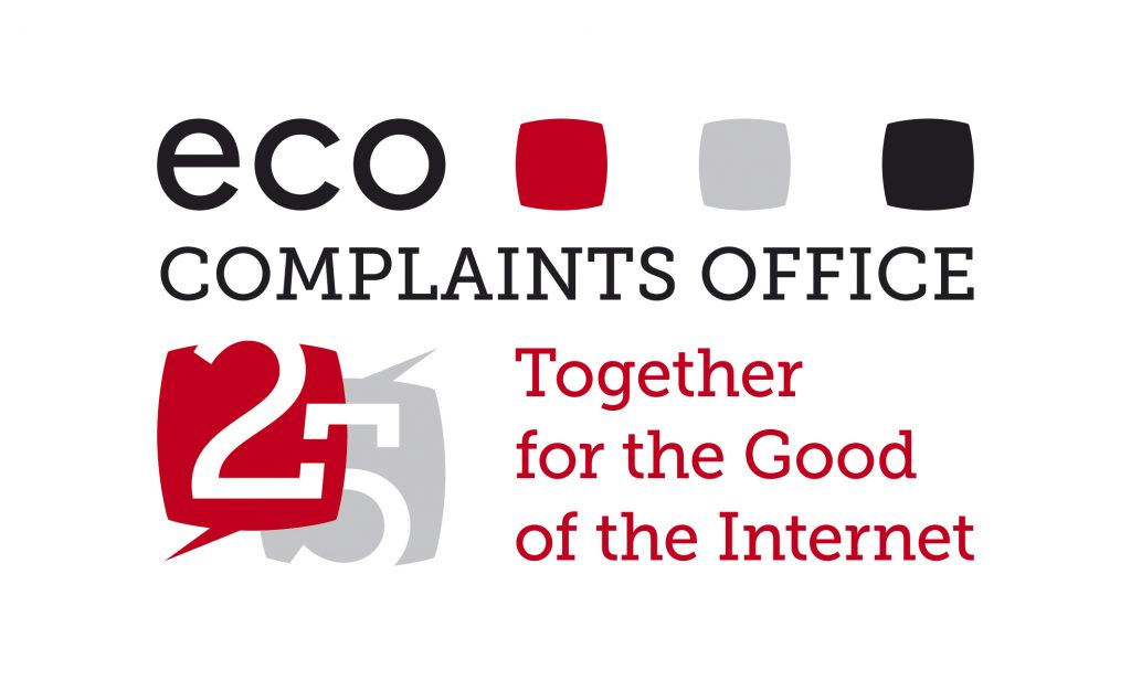 Online Presentation of eco Complaints Office 2020 Annual Report