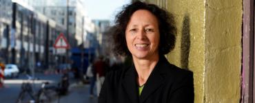 Im Gespräch mit Margit Stumpp