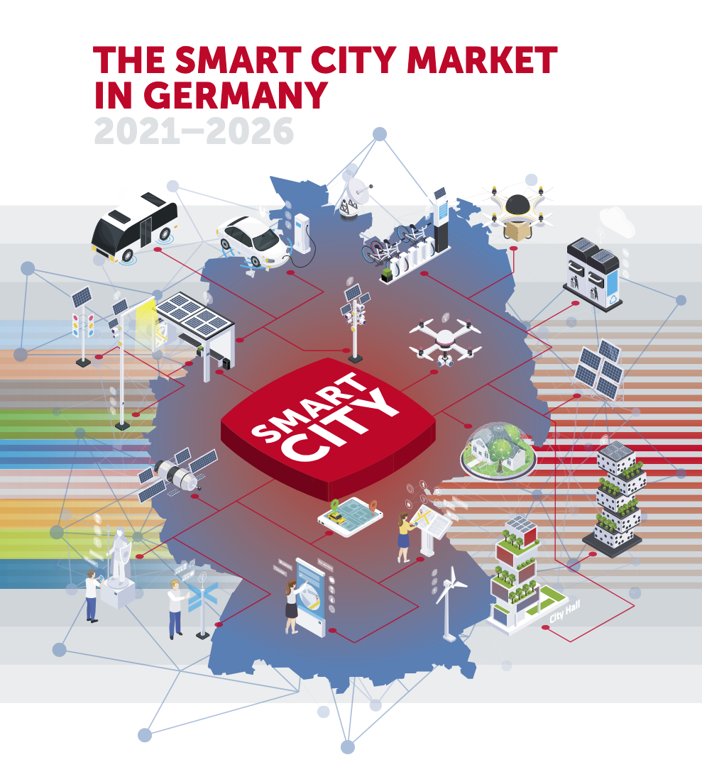 Study: The Smart City Market in Germany 2021-2026 11