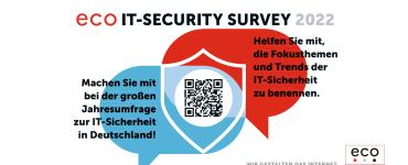 IT Security Survey 2022 – Participate Now