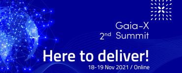 Gaia-X Summit 2021
